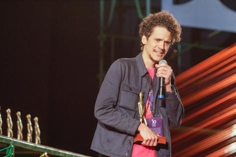 Marcus Curvelo - Melhor Ator no 50º Festival de Brasília do Cinema Brasileiro